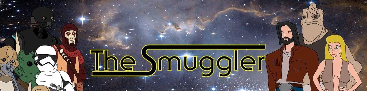 The Smuggler - A Star Wars Porn Parody