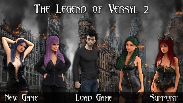 The Legend of Versyl 2