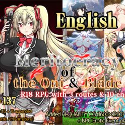 Meritocracy of the Oni & Blade