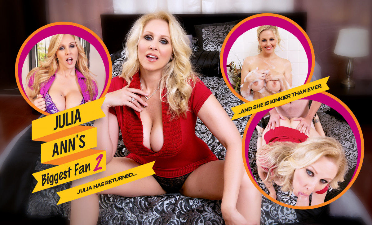 Julia Ann's Biggest Fan 2