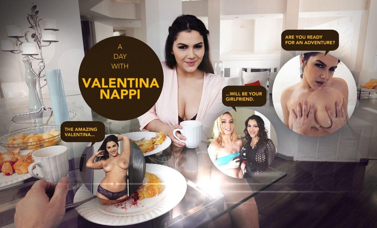 A day with Valentina Nappi