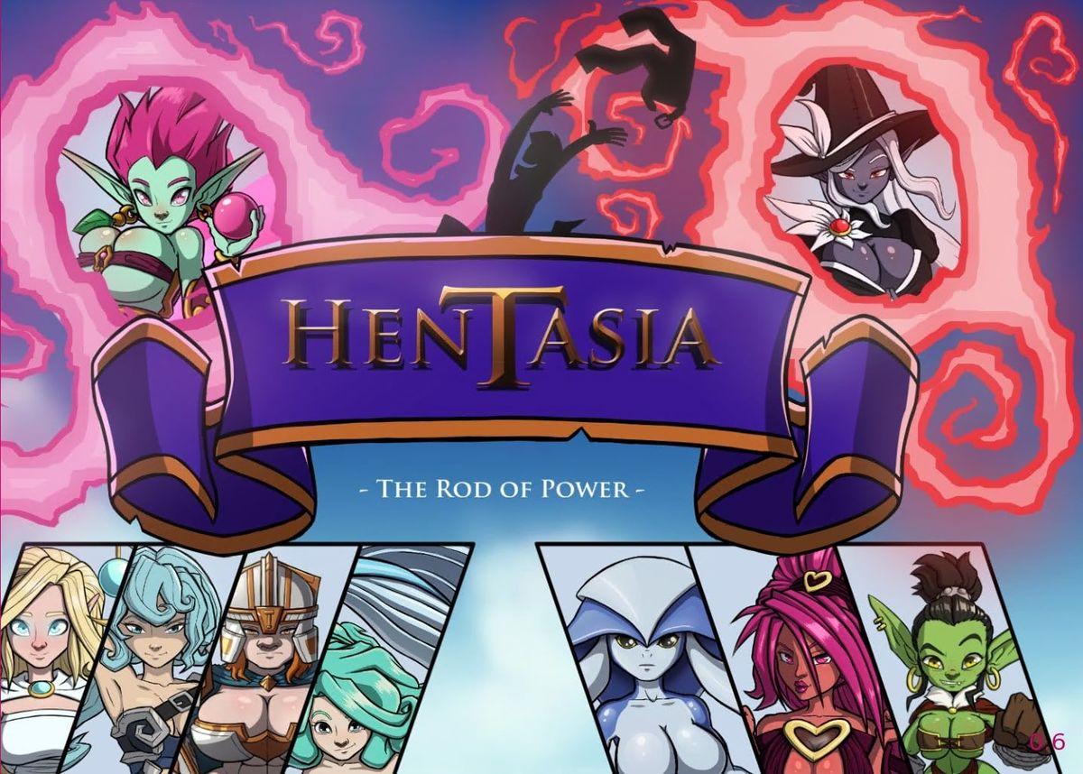 Hentasia - The Rod of Power