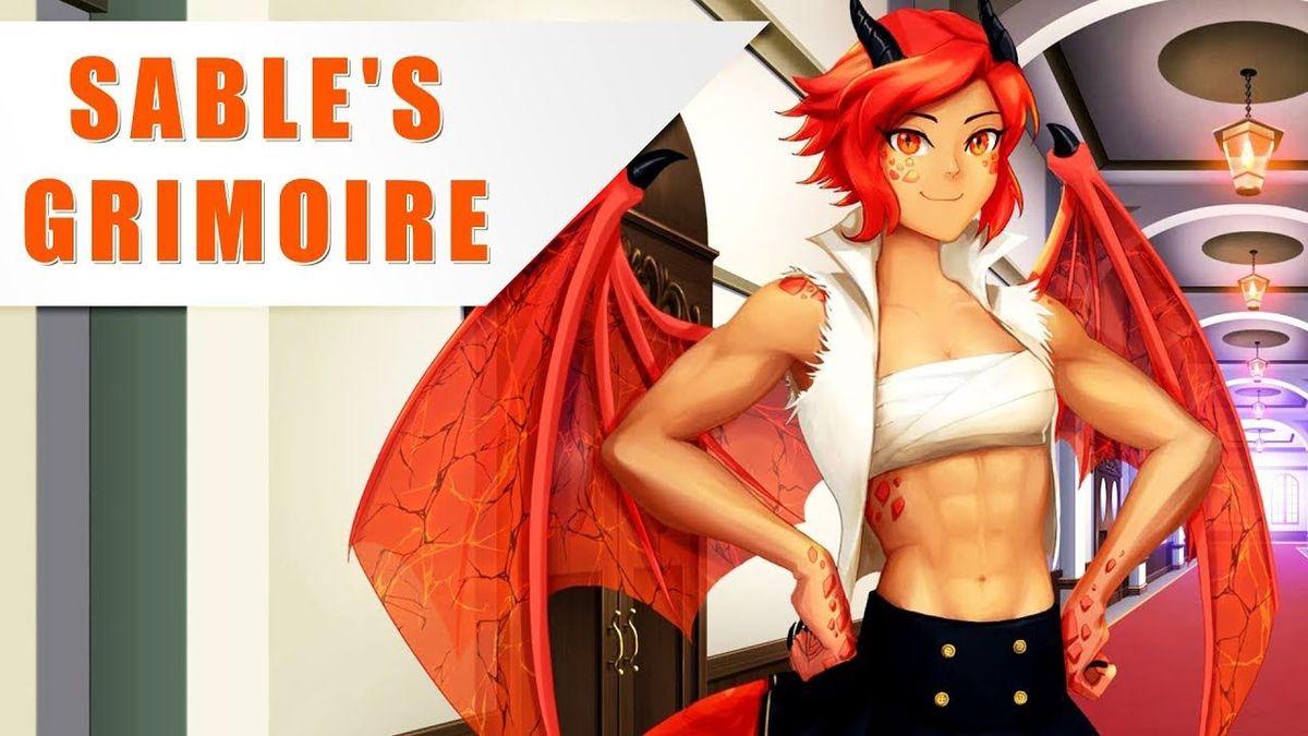 Sable's Grimoire