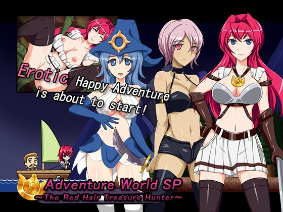 Adventure World SP -The Red Hair Treasure Hunter-