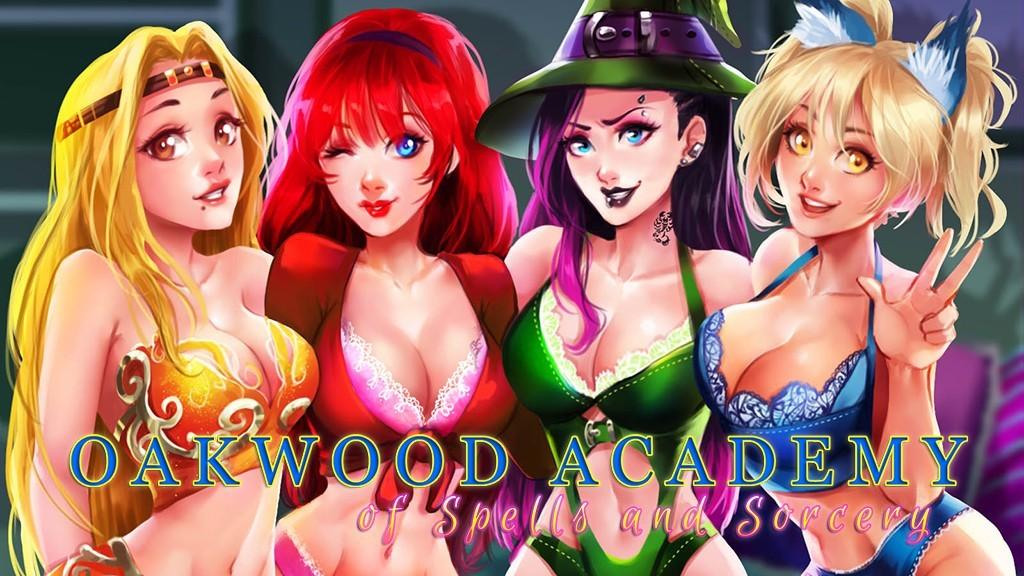 Oakwood Academy of Spells and Sorcery