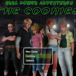 Grrl Power Adventures – The Coonies