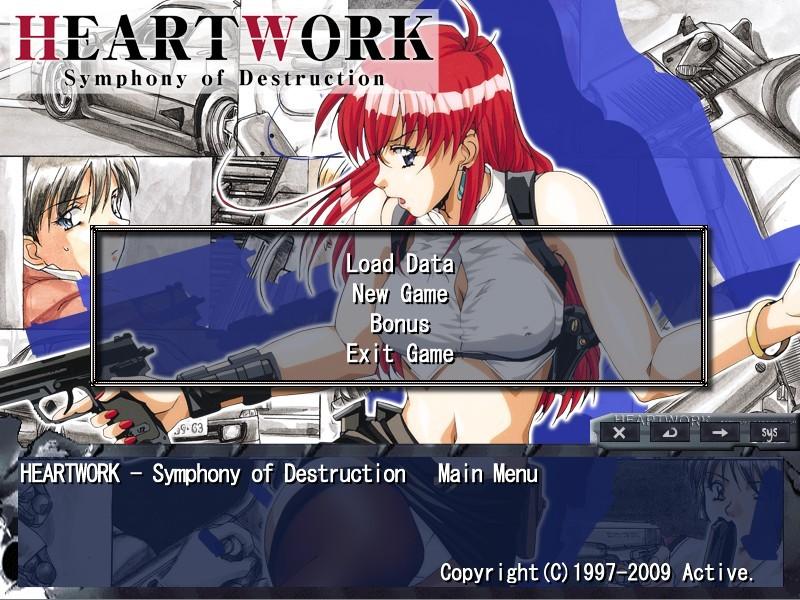 HEARTWORK - Symphony Of Destruction