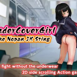Undercover Girl: The Nopan JK Sting
