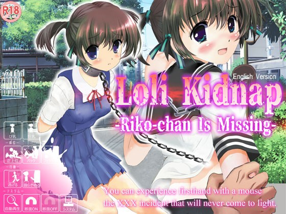 Loli Kidnap: Riko-chan Is Missing