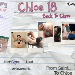 Chloe18 Back to Class