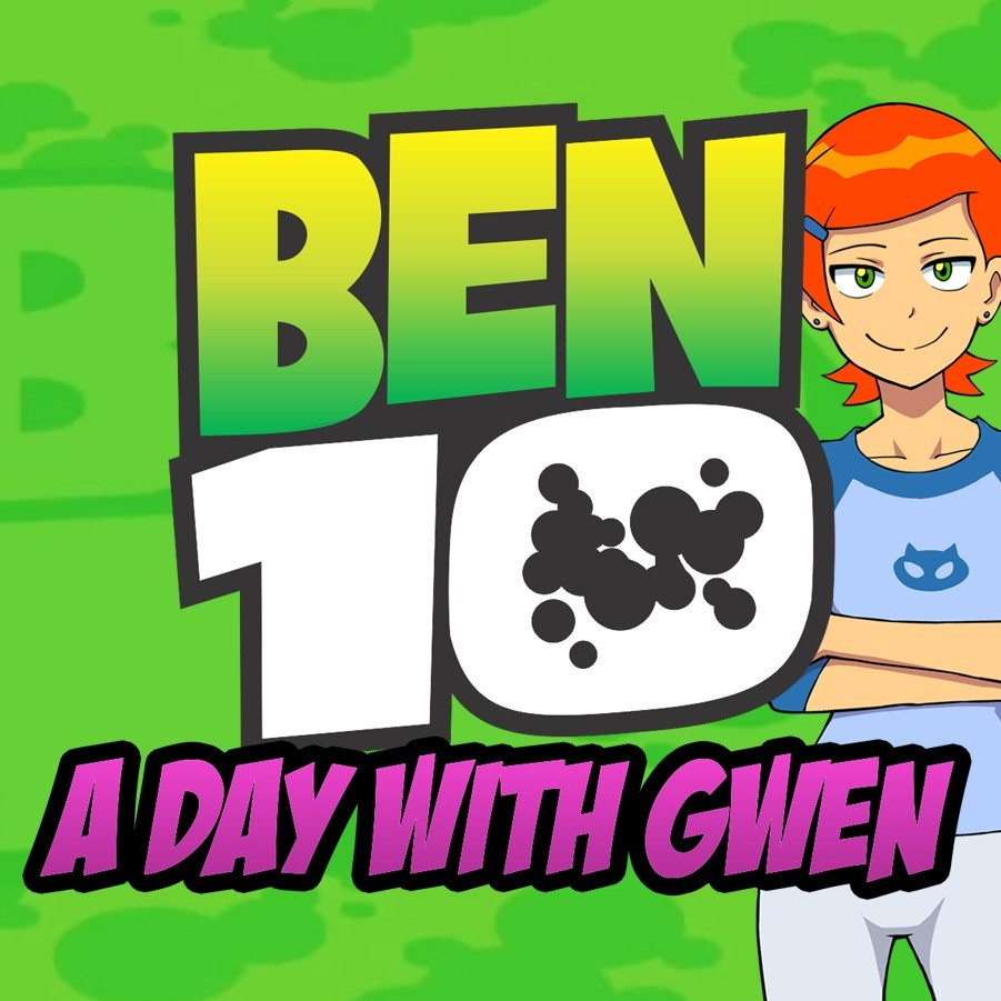 Ben 10 - A day with Gwen