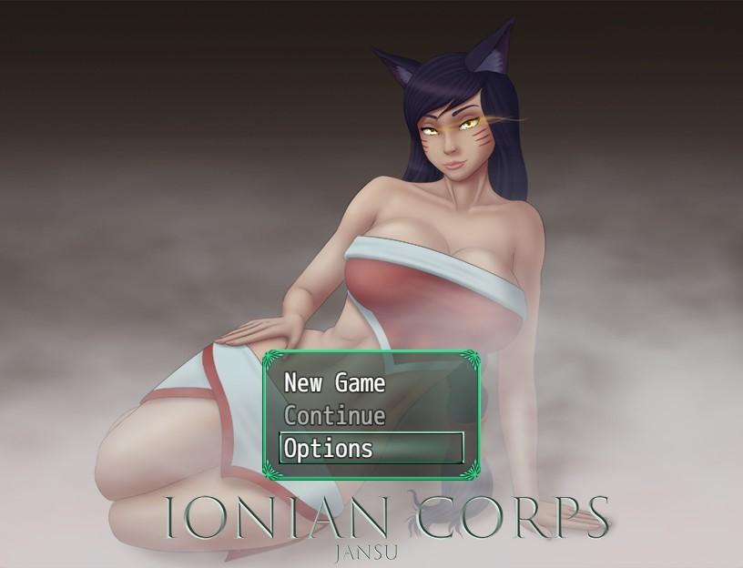 Ionian Corps
