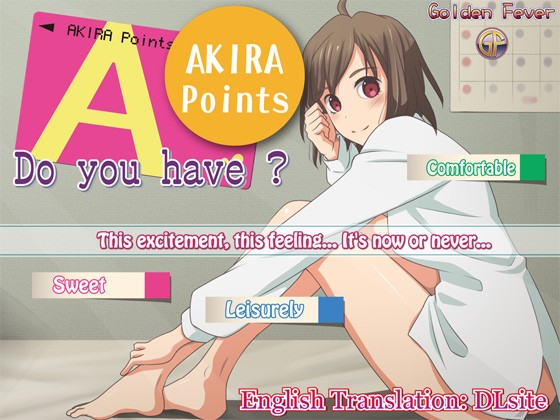 Do You Have Akira Points