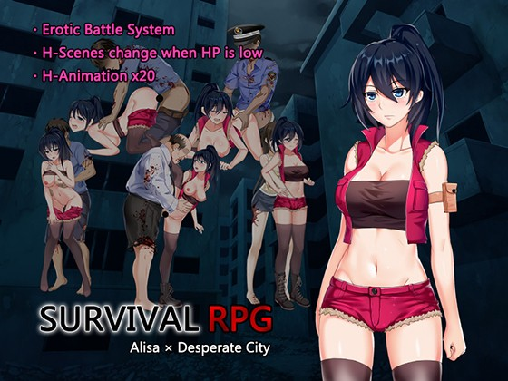 Survival RPG Alisa - Desperate City